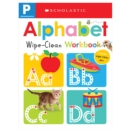 Wipe-Clean Workbook: Pre-K Alphabet (Scholastic Early Learners) - Book