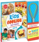 KIDS COOKING - Book