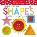 Scholastic Early Learners: My First Book of Shapes / Mi primer libro de figuras (Bilingual) - Book