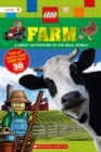 Farm (LEGO Nonfiction) : A LEGO Adventure in the Real World - Book