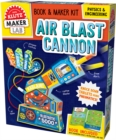 Air Blast Cannon - Book