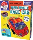 WIRED REMOTE RACE CAR - Book