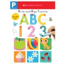 ABC 123 Write and Wipe Flip Book: Scholastic Early Learners (Write and Wipe) - Book
