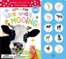 Lift the Flap: Look Who's Mooing! (Scholastic Early Learners) - Book