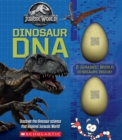 Dinosaur DNA: A Non-fiction Companion to the Films (Jurassic World) - Book