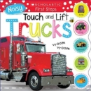 Noisy Touch and Lift Trucks: Scholastic Early Learners (Touch and Lift) - Book