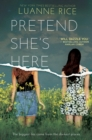 Pretend She's Here - Book