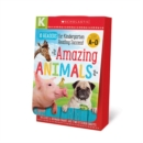 Amazing Animals Kindergarten A-D Reader Box Set (Scholastic Early Learners) - Book