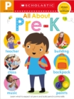 All About Pre-K Workbook: Scholastic Early Learners (Workbook) - Book