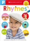 Rhymes Pre-K Workbook: Scholastic Early Learners (Skills Workbook) - Book