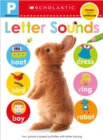 Letter Sounds Pre-K Workbook: Scholastic Early Learners (Skills Workbook) - Book