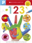 123 Pre-K Workbook: Scholastic Early Learners (Skills Workbook) - Book
