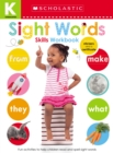 Kindergarten Skills Workbook: Sight Words (Scholastic Early Learners) - Book