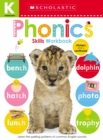 Kindergarten Skills Workbook: Phonics (Scholastic Early Learners) - Book