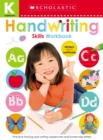 Handwriting Kindergarten Workbook: Scholastic Early Learners (Skills Workbook) - Book