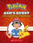 Ash's Quest: The Essential Handbook (Pokemon) - Book