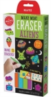 MAKE MINI ERASER ALIENS - Book