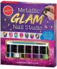 METALLIC GLAM NAIL STUDIO - Book
