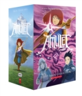 Amulet #1-8 Box Set - Book
