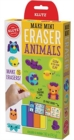 MAKE MINI ERASER ANIMALS - Book