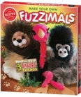 FUZZIMALS SAFARI - Book