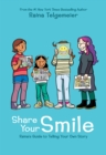 Share Your Smile: Raina's Guide to Telling Your Own Story - Book