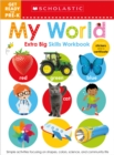 My World Get Ready for Pre-K Workbook: Scholastic Early Learners (Extra Big Skills Workbook) - Book