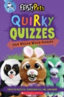 Quirky Quizzes and Weird Word Games (Feisty Pets) - Book