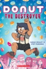 Donut the Destroyer - Book