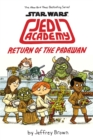 Return of the Padawan (Star Wars: Jedi Academy #2) - Book