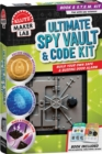 Ultimate Spy Vault & Code Kit - Book