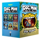 Dog Man 1-6: The Supa Epic Collection: From the Creator of Captain Underpants - Book