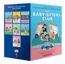 The Baby-Sitters Club Graphic Novels #1-7: A Graphix Collection : Full-Color Edition - Book