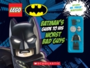 LEGO Batman: Batman's Guide to His Worst Bad Guys - Book