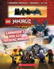 LEGO Ninjago: Garmadon's Bad Guy Training Manual (with Garmadon minifigure) - Book