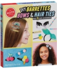 DIY Barrettes, Bows and Hair Ties - Book