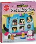 Mini Clay World Pet Adoption Truck - Book