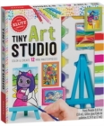 Tiny Art Studio - Book