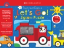 Let's Go! Jigsaw Puzzle (Scholastic Early Learners) - Book