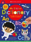 My Sticker Dictionary: Scholastic Early Learners (Sticker Book) - Book