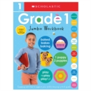 First Grade Jumbo Workbook: Scholastic Early Learners (Jumbo Workbook) - Book