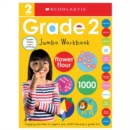 Second Grade Jumbo Workbook: Scholastic Early Learners (Jumbo Workbook) - Book