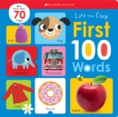 First 100 Words: Scholastic Early Learners (Lift the Flap) - Book