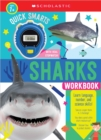 Quick Smarts Sharks Workbook: Scholastic Early Learners (Workbook) - Book