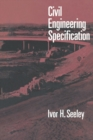 Civil Engineering Specification - eBook