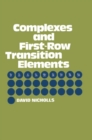Complexes and First-Row Transition Elements - eBook