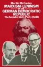 Marxism-Leninism in the German Democratic Republic - eBook