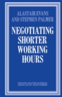 Negotiating Shorter Working Hours - eBook