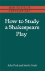 How to Study a Shakespeare Play - eBook