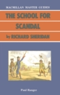 The School for Scandal by Richard Sheridan - eBook